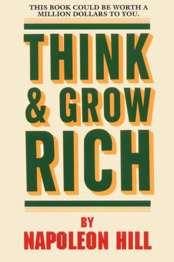 Think & Grow Rich Cover